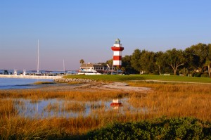 Hilton Head - pete dye Harbour Town Golf Links
