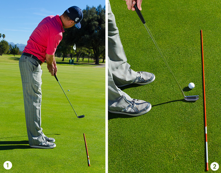 Get In Line To Sink More Putts