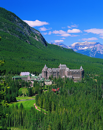 Fairmont Canadian Club Banff