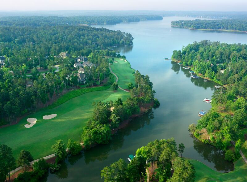 Reynolds Lake Oconee Reopens Great Waters Course