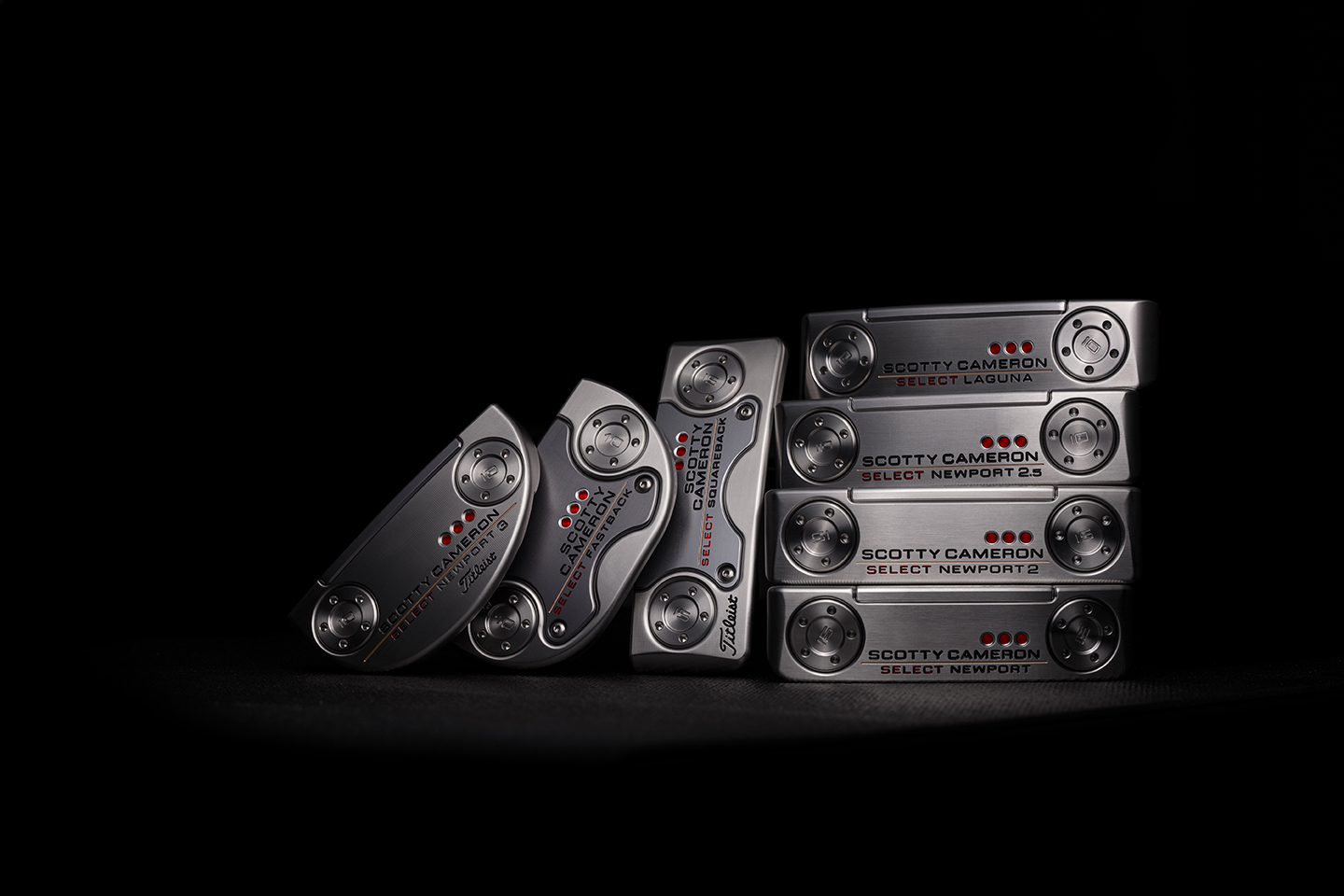 titleist scotty cameron putters 2018