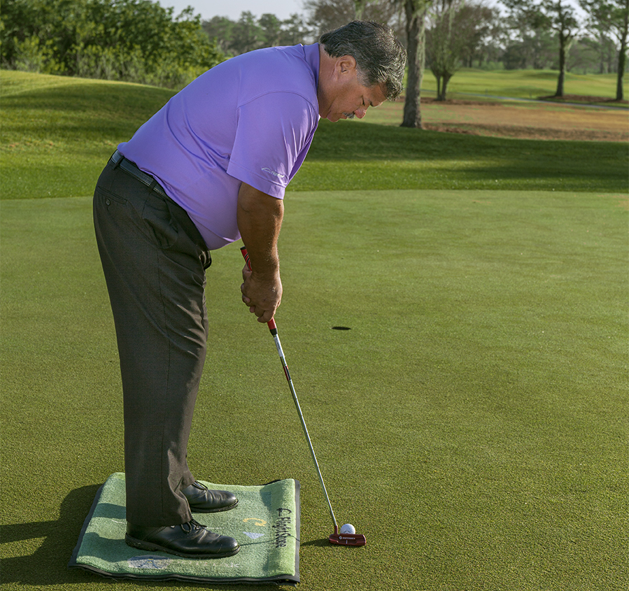 balance basics for golfers featured