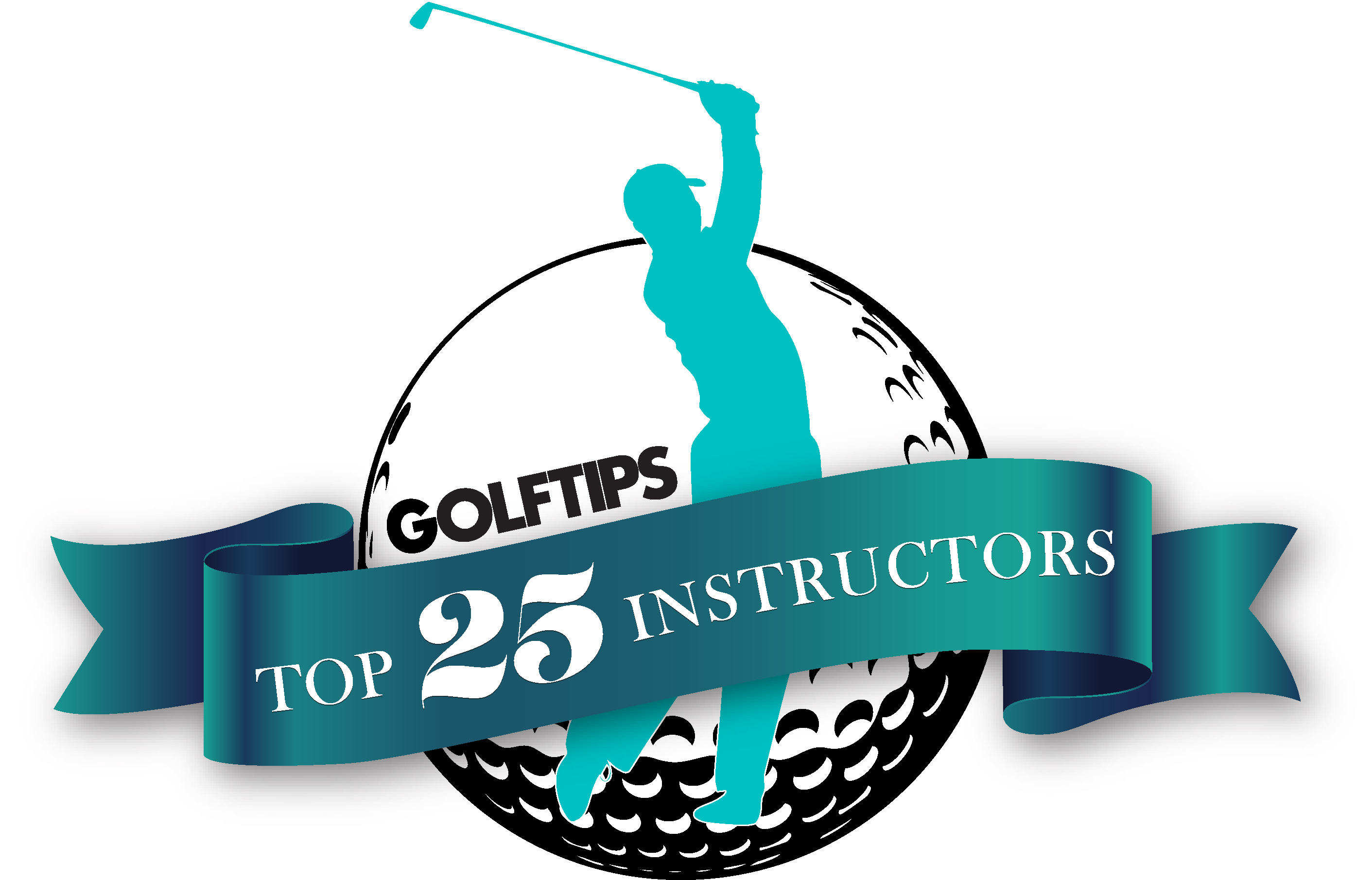 Golf Tips Top 25 Instructors Logo