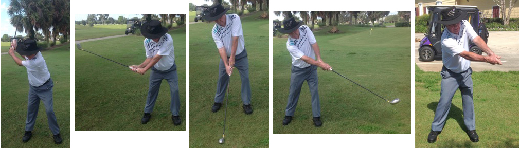 golf swing power 5-9
