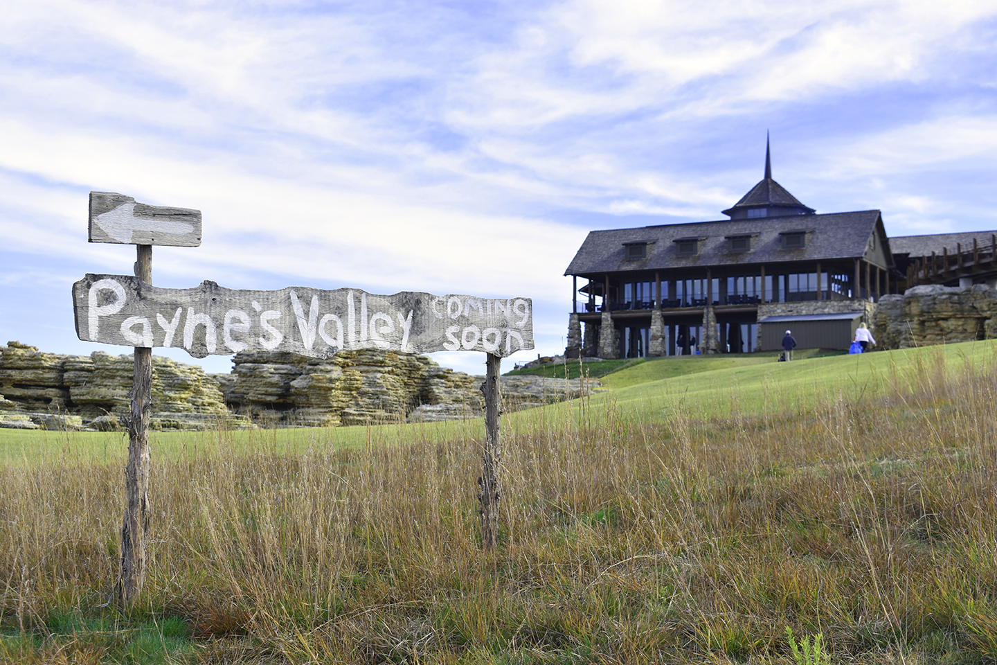 payne's valley sign