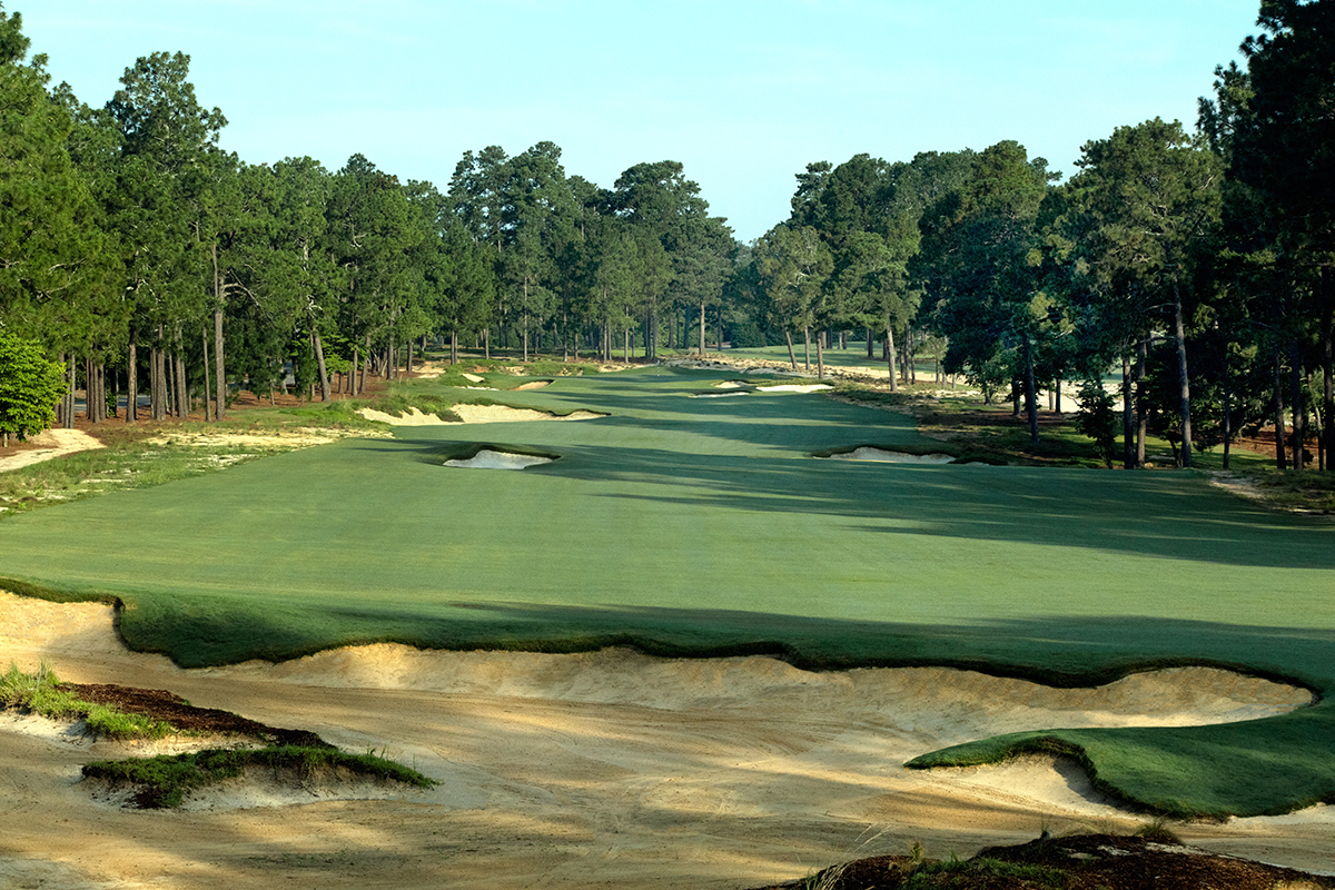 new pinehurst no. 4 17