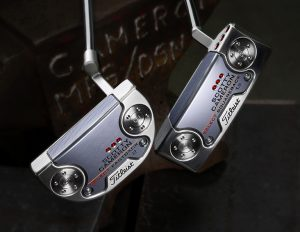 2019 putters select fastback and squareback putters