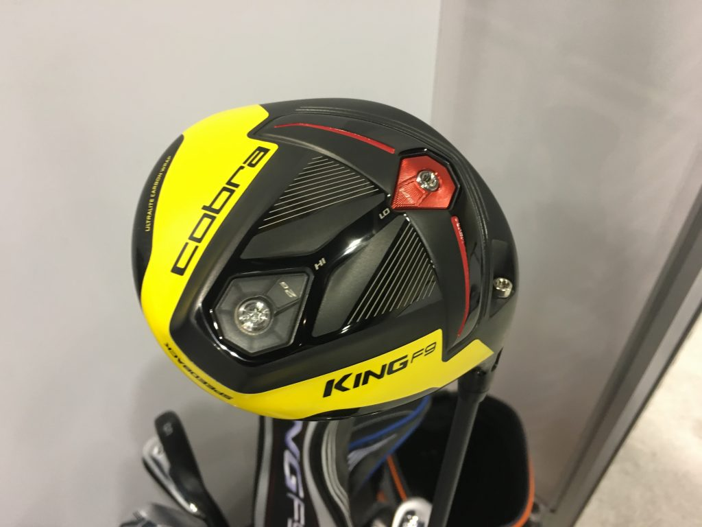 golf gear thoughts cobra f9