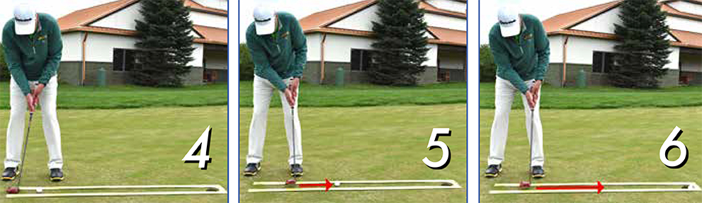 putt like jack nicklaus 4-6