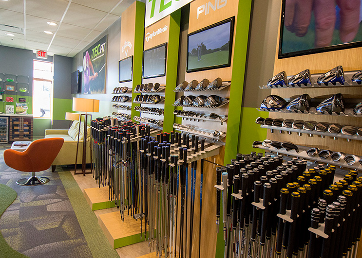 GolfTec Excels At Clubfitting