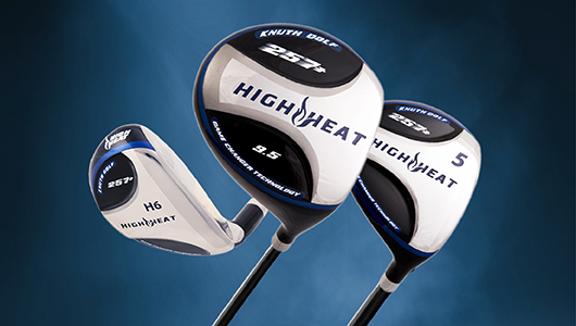 Drivers 2019: Knuth Golf High Heat