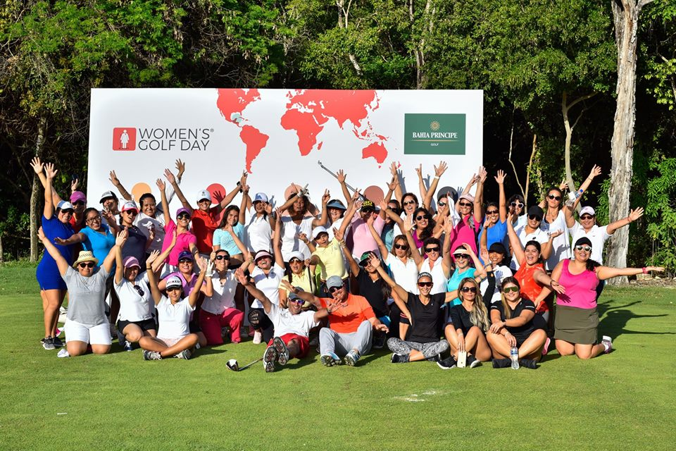 women's golf day mexico