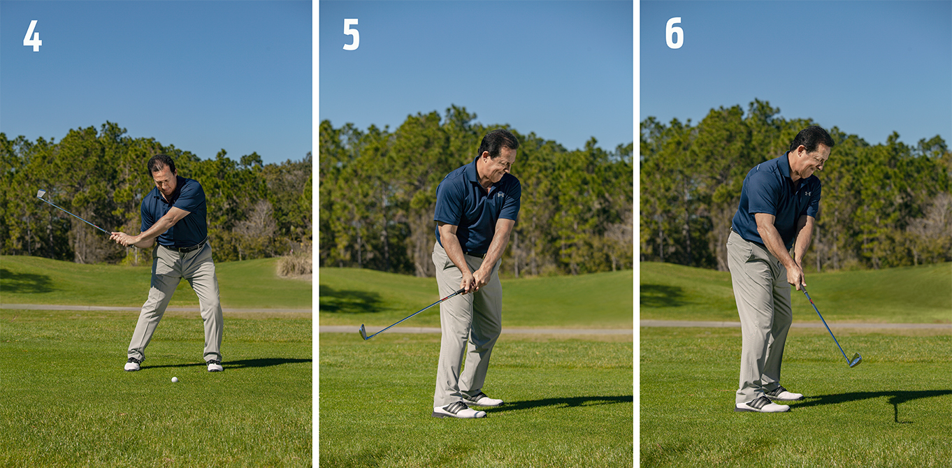three crucial golf moves 4-6