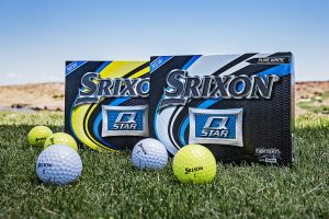 srixon q-star golf ball