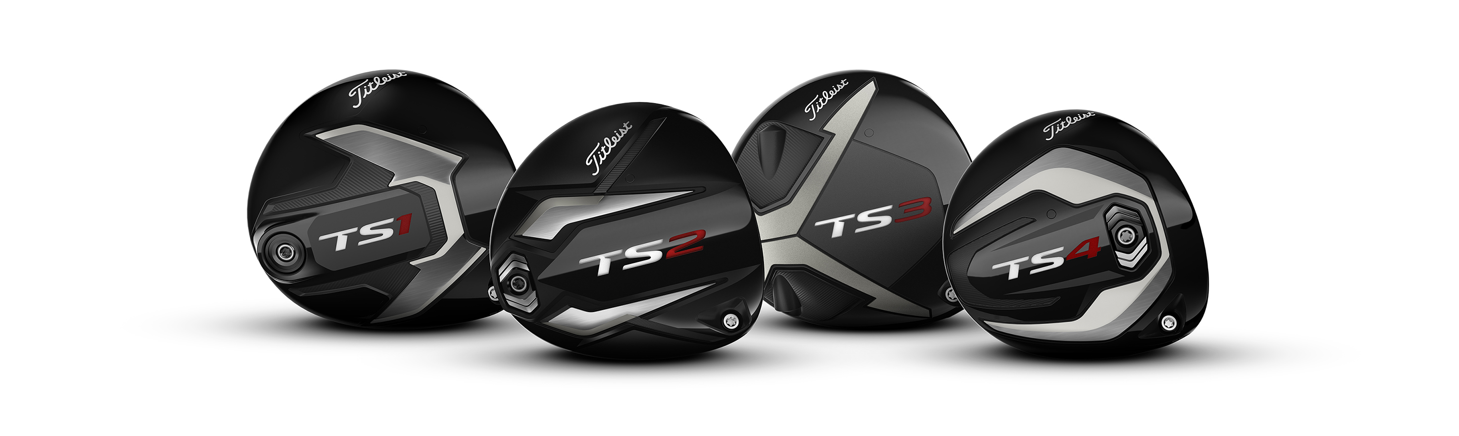 titleist ts1 driver family