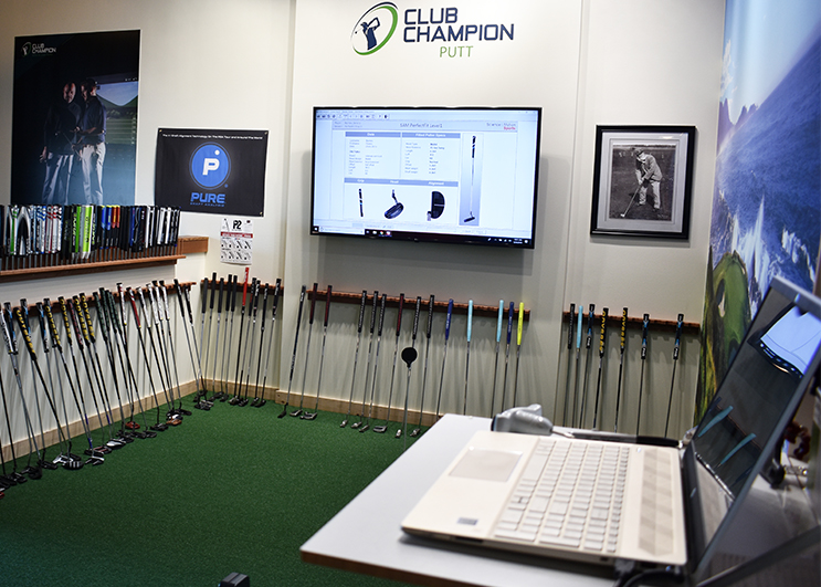 The Power Of Putter Fitting