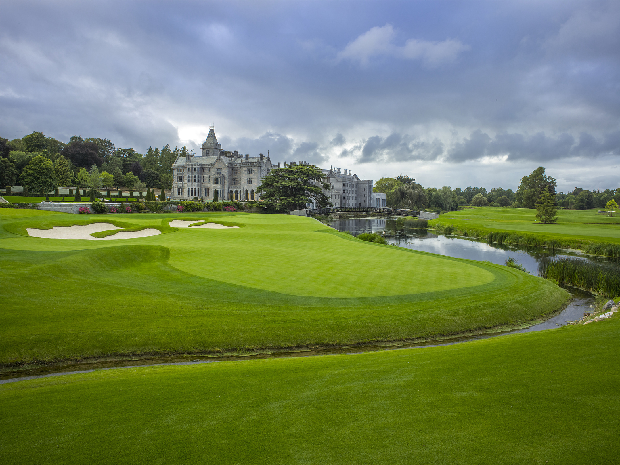 adare manor 18th hole