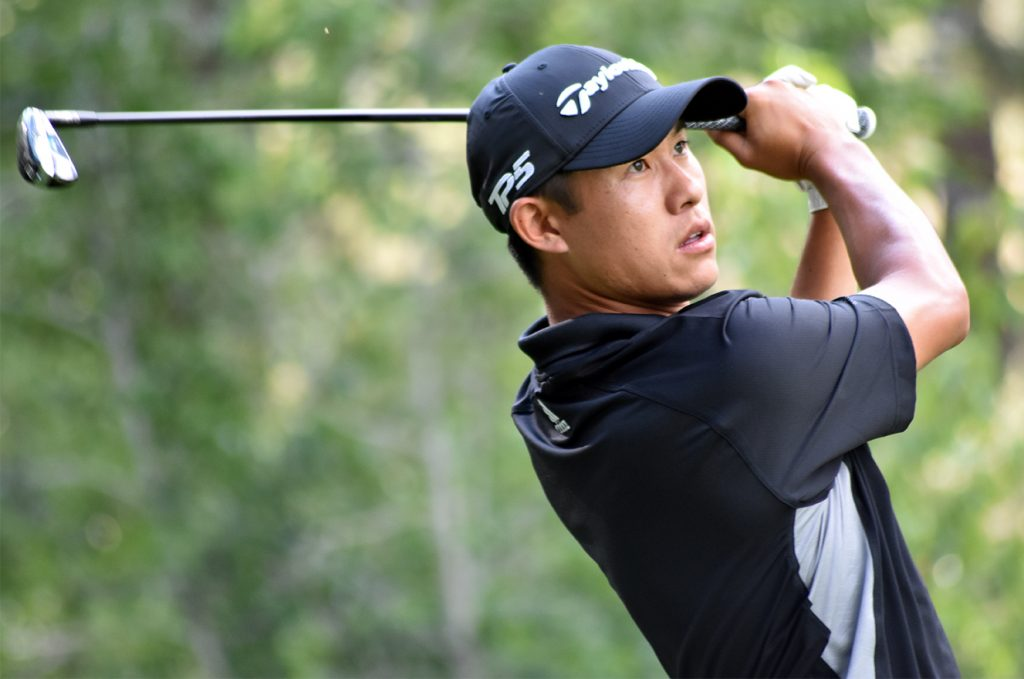 Sony Open Is Made For Collin Morikawa