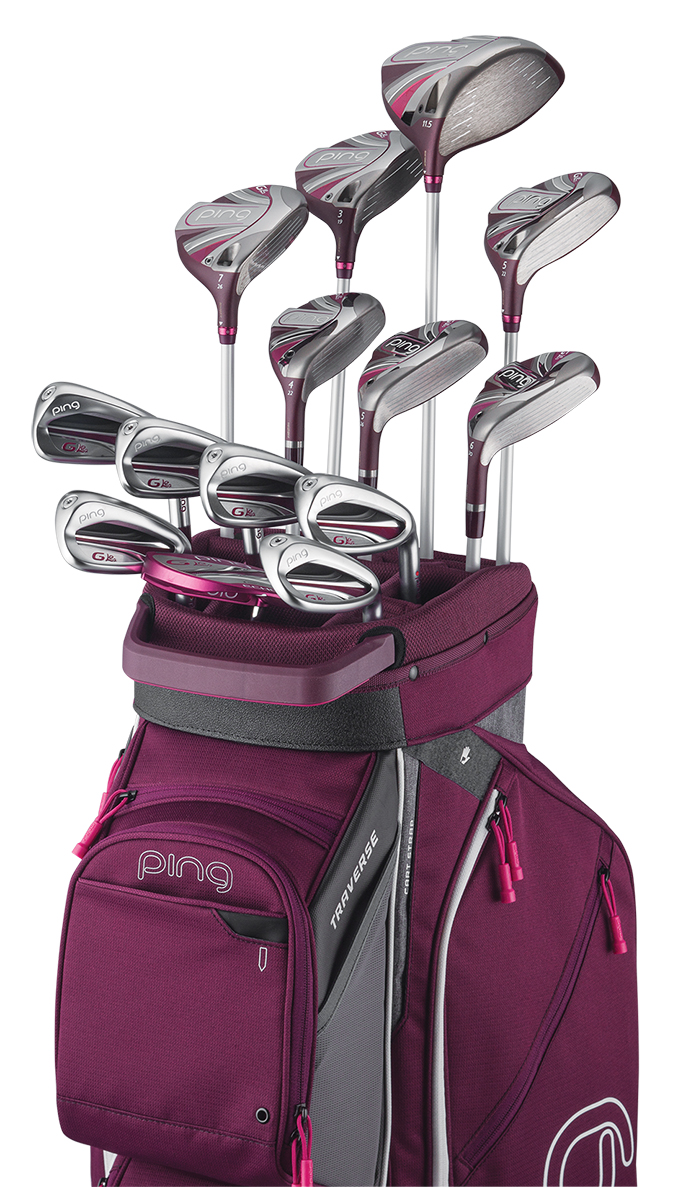 ping g le2 women's clubs