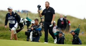 shane lowry open championship friday