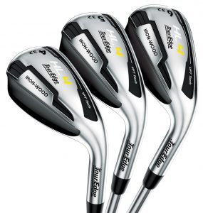 tour edge hl4 iron woods