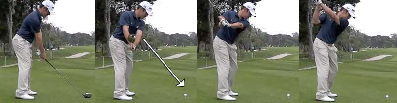 golf swing power oosty backswing