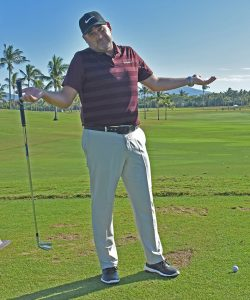 practice to play golf forever opener
