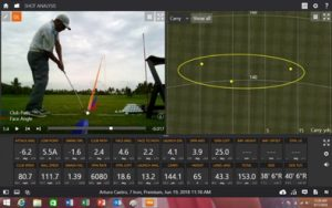 practice to play golf chart 2