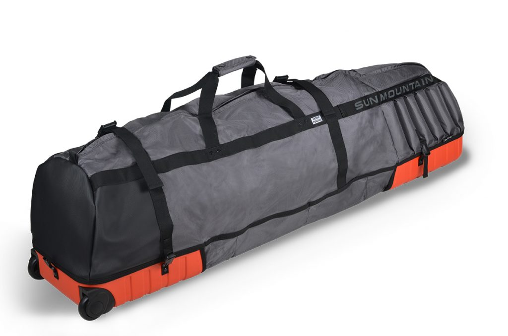 Sun Mountain Rolls Out Lightweight Kube Golf Travel Bag