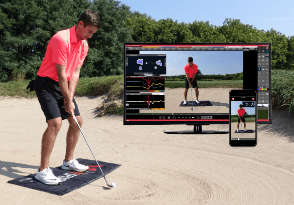 V1 Partners With BodiTrak For Even Better Swing Analysis
