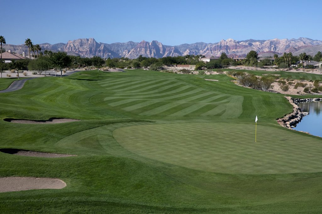 Las Vegas Golf Is A Great Bet
