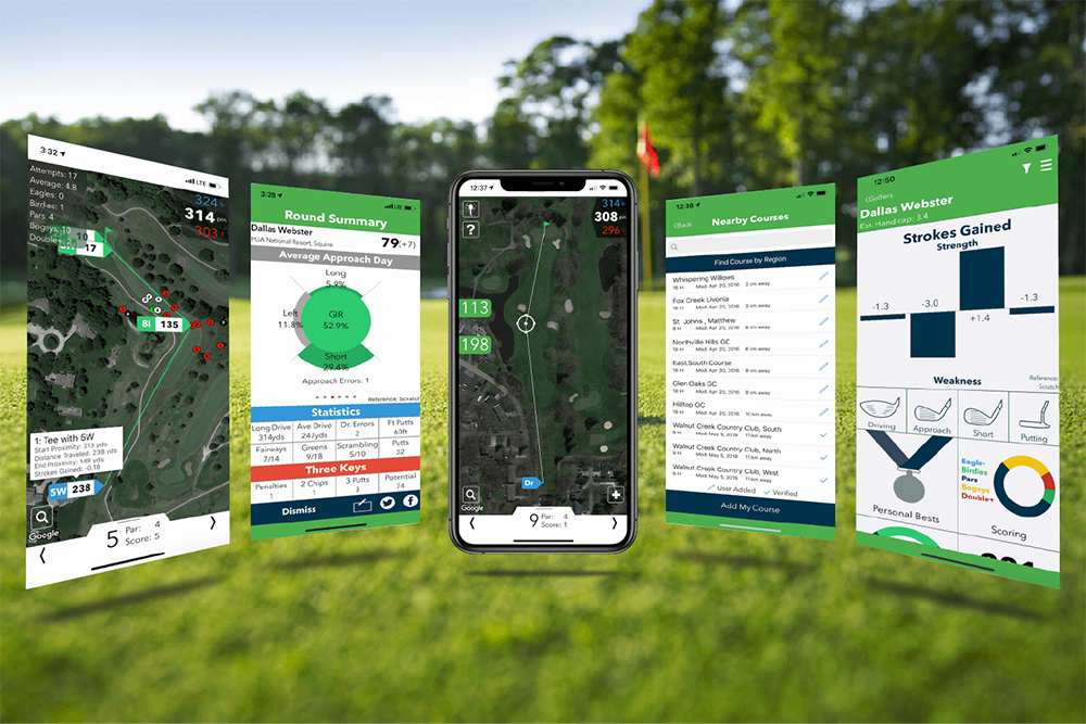 New V1 Game GPS App A Powerful Tool