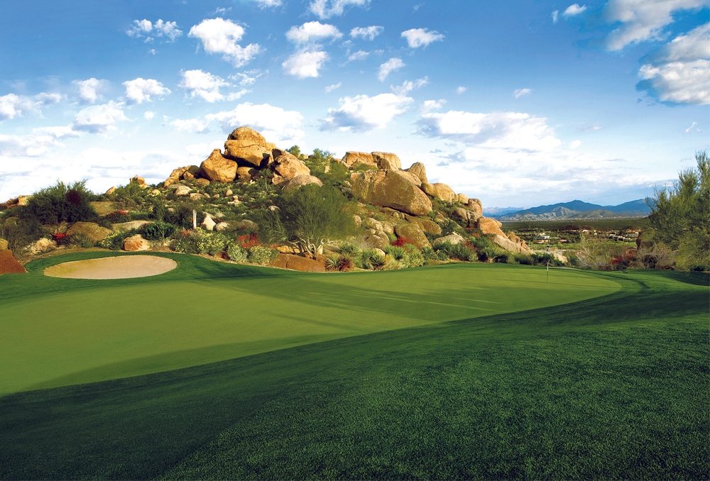 scottsdale troon north