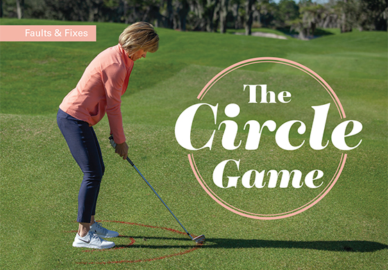Use Circle Drill To Master Swing Plane