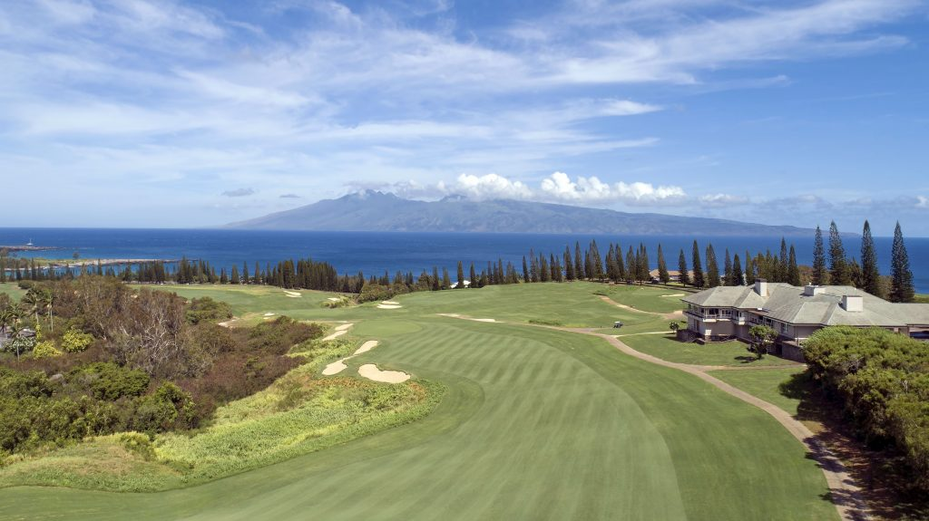 kapalua plantation hole 18