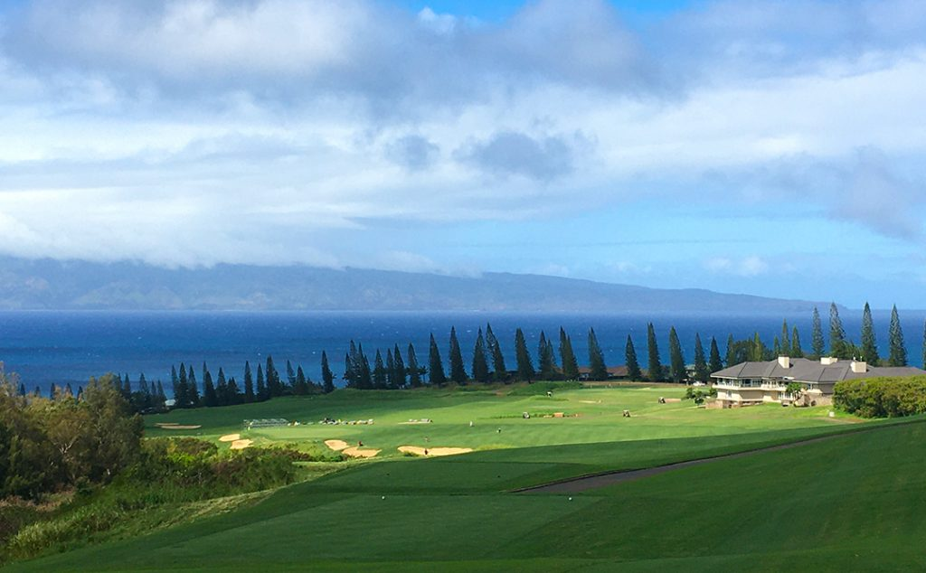 Kapalua Plantation Returns To Full Maui Power