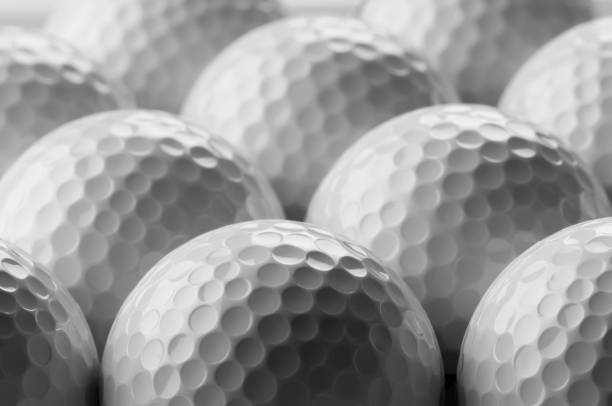 The Great Golf Ball Search