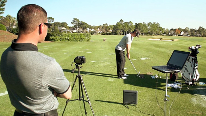 On The PGA Tour with TrackMan