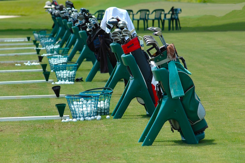 Moving From The Range To The First Tee