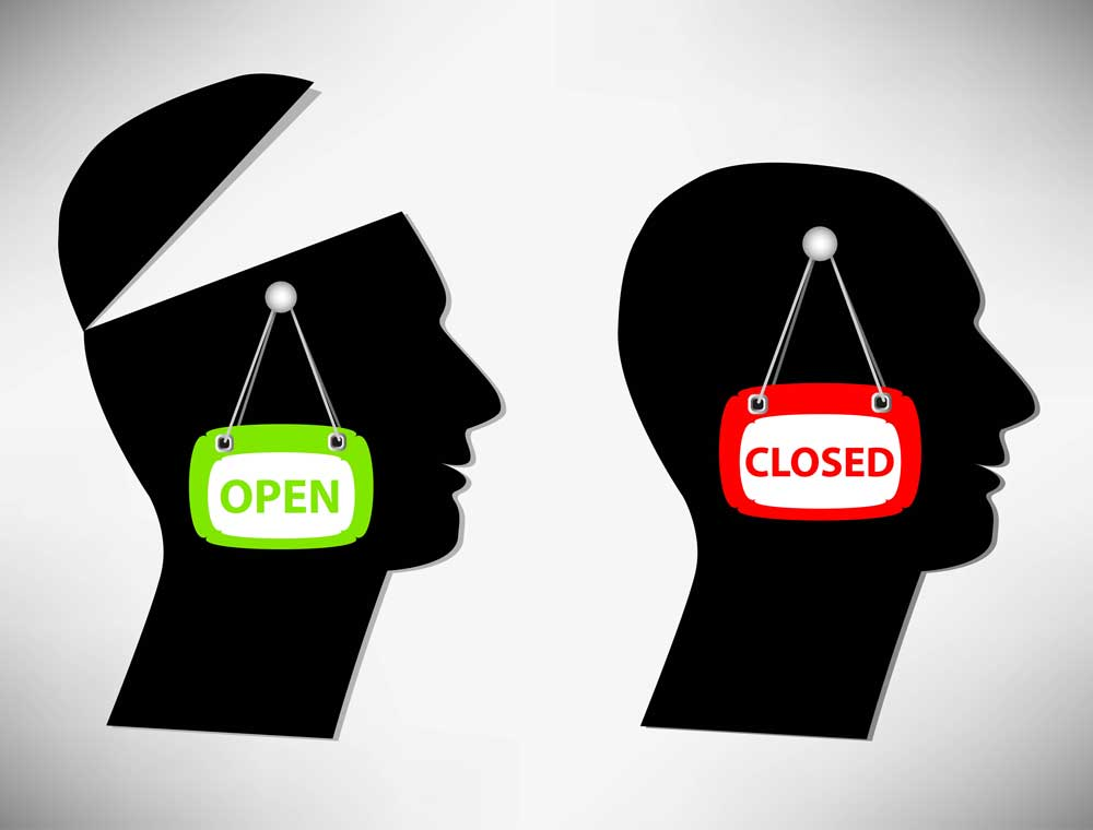 Keeping and Open Mind